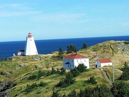 Swallowtail Lighthouse: Swallowtail Vista
