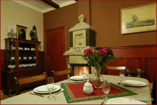 Roza Wiatrow Restaurant: Restauracja