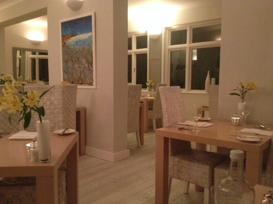 Boskerris Hotel : Dining room
