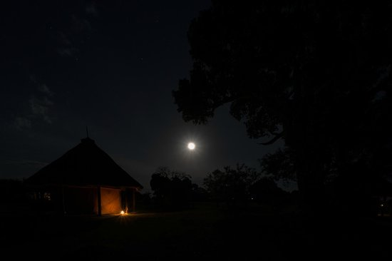 Mara West Camp: Clair de lune