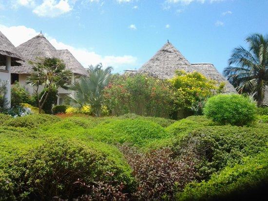 Essque Zalu Zanzibar: il giardino della favola