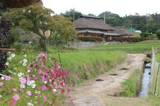 Hattoji International Villa: The farmhouse