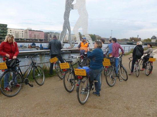 Berlin on Bike: On Tour am Spreeufer