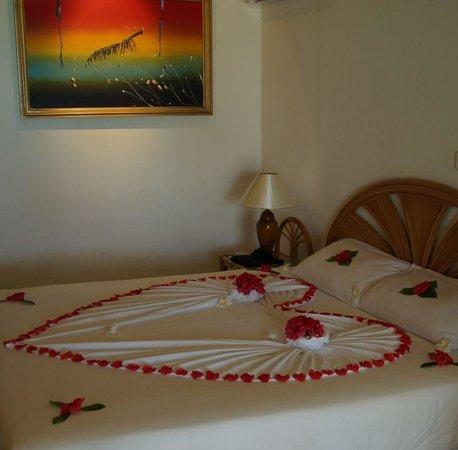 Sun Island Resort: Bungalow last day surprise