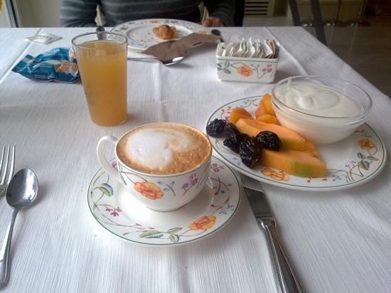 Hotel de Paris Sanremo: La colazione