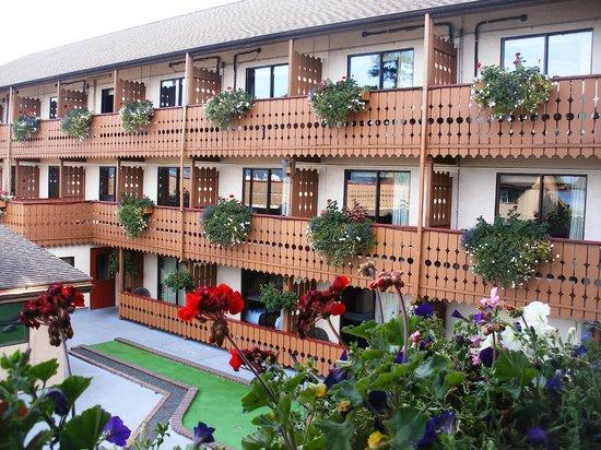 Best Western Austrian Chalet: Hotel