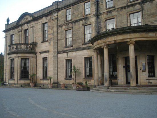 Best Western Beamish Hall Country House Hotel: Stunning entrance