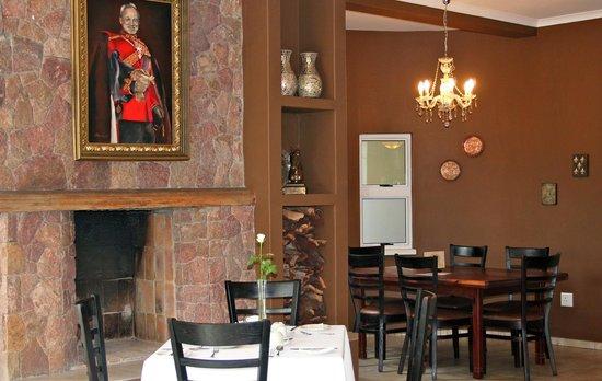 Bistro Zum Kaiser Fireplace