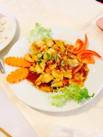 Le Vietnam : Poulet au caramel