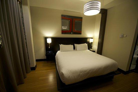 Le Petit Hotel : Medium Room