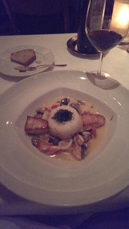 Restaurant Gary Danko : Seafood Curry
