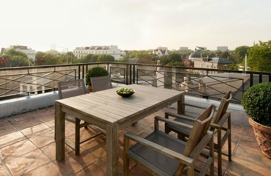 Europa House: 3 Bedroom Penthouse Terrace