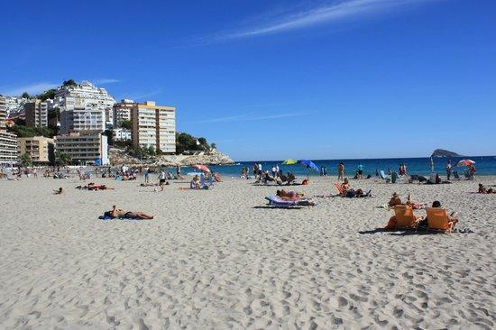 Cala Finestrat Beach: Playa de Finestrat