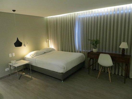 Grace Hotel: habitacion