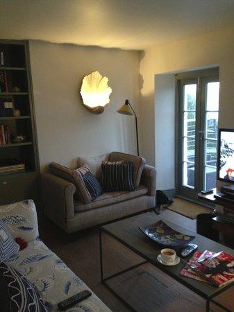 Hotel Tresanton : Lounge