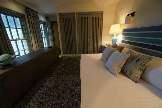 Hotel Tresanton : Bedroom 1