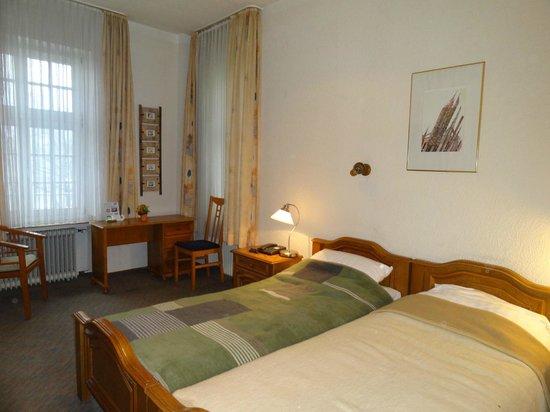 Rhein Hotel St.Martin: Номер