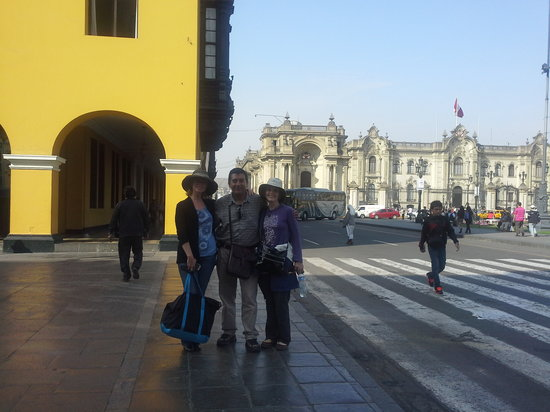 Lima Discover: CITY TOURS