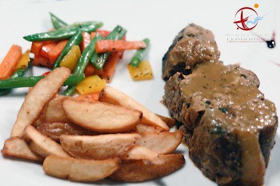 Restaurante Terramar: Carne a la parilla