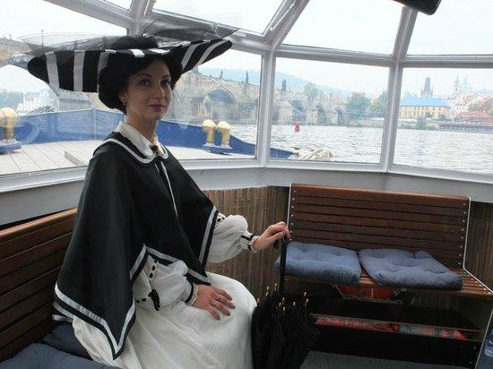 Karel Zeman Museum: ElektroNemo - Boat trip in a style of Jules Verne