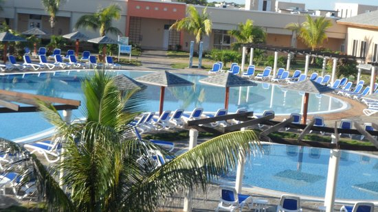 Pestana Cayo Coco All Inclusive Beach Resort : View from my room