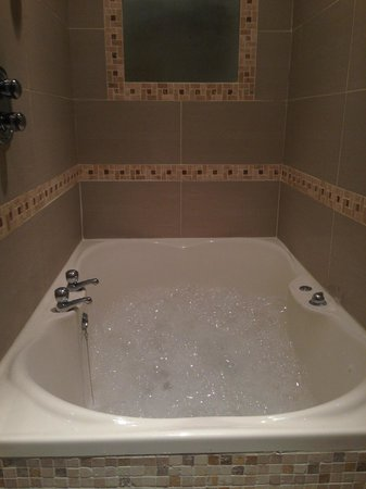 Ivythwaite Lodge hotel: Bath tub was amazing!!!