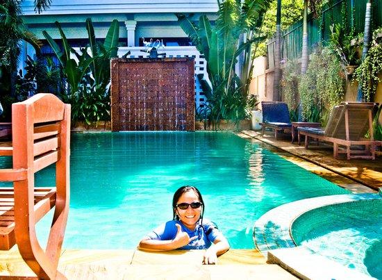 Tanei Boutique Villa: pool