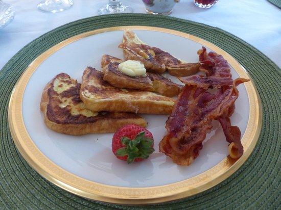 The Victoria Inn: Breakfast (select!)