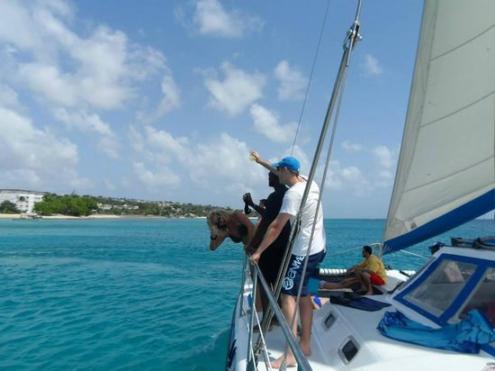 Barbados Sailing.com: Cruising
