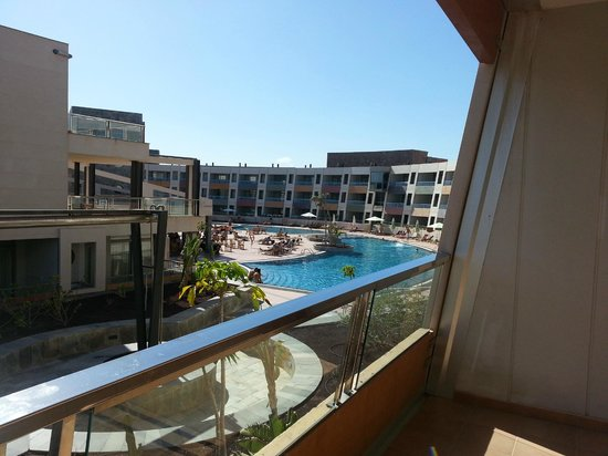Geranios Suites & Spa Hotel: view from room