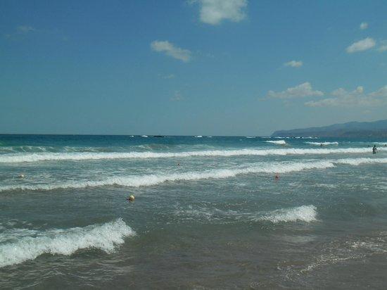 SENTIDO Blue Sea Beach : The Beach