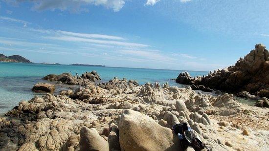 Porto Giunco : Spiaggia sel Giungo