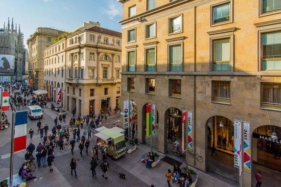 Allegro Apartments Duomo: Corso Vittorio Emanuele