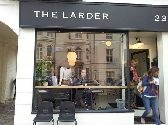 The Larder, 23 Portland St, Leamington Spa