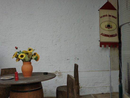 Cantina Albea winery and museum: Cantina Albea