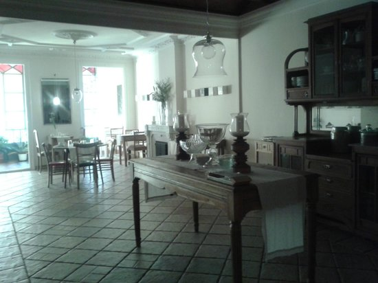 Vrabac Guesthouse: Lovely Breakfast room