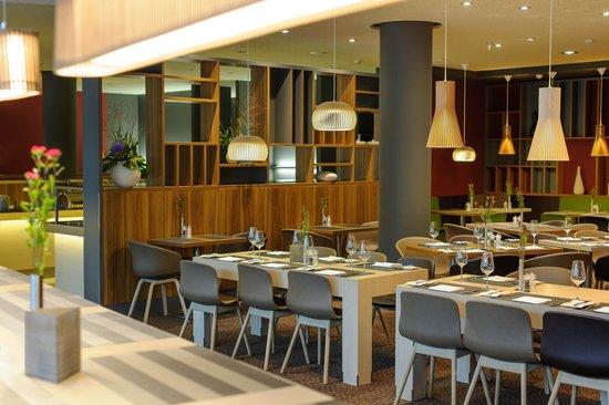 Novotel Berlin Mitte: Restaurant