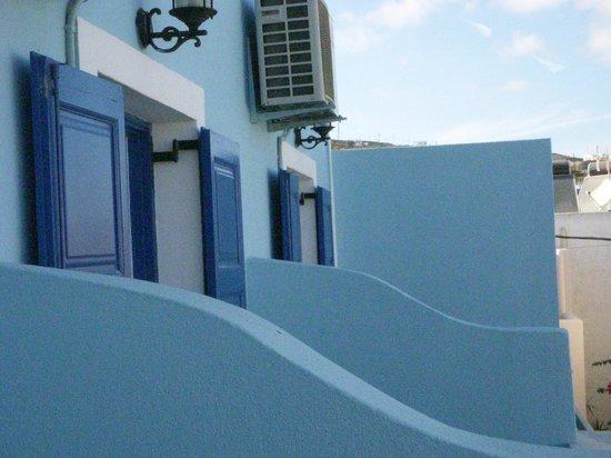 Sea of Aegeon: Le balcon