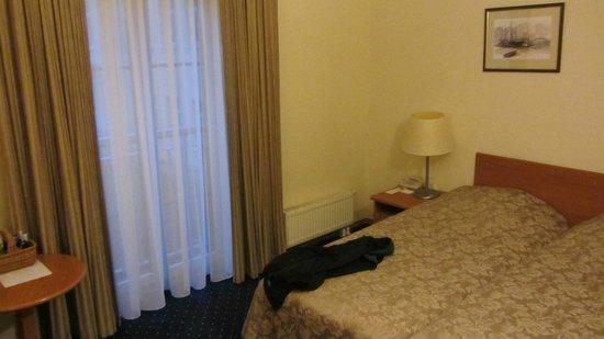 Grata Hotel: комната