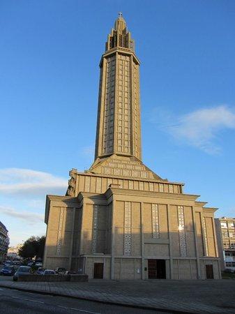 Église Saint-Joseph : церковь