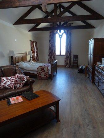 Rossmore Manor : Notre chambre