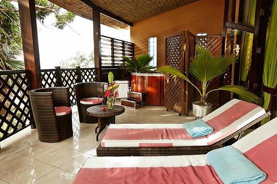 Ngala Lodge: An Atlantic suite terrace