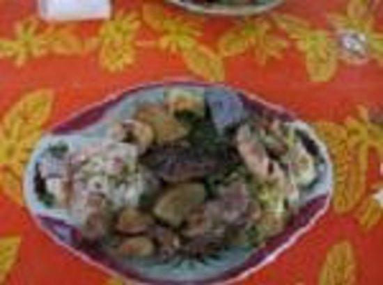 Chez Tara : l'assiette