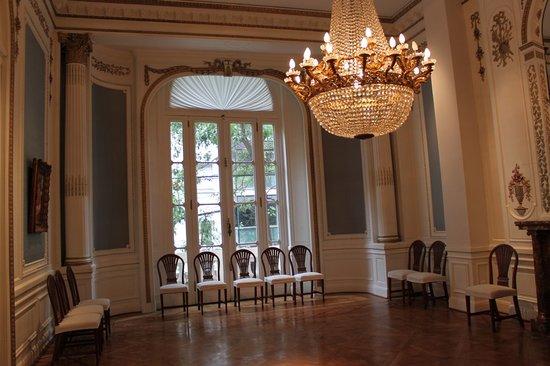Hotel Club Frances: Banquets