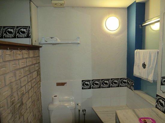 Laranjeiras Hostel: WC