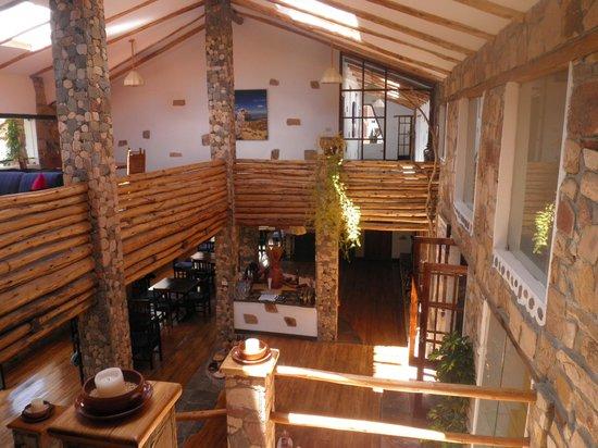 Hotel Isla Suasi: lobby