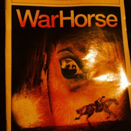 Pantages Theatre: War Horse