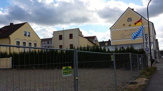 Hotel Zur Heimat: Esterno