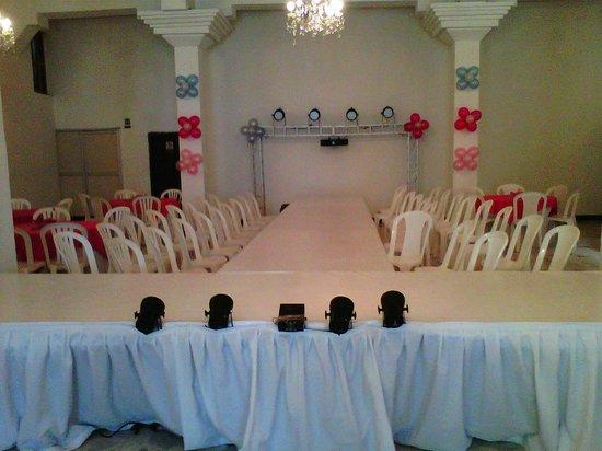 Salon de Eventos Hotel Miami Santa Marta