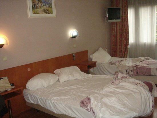 Hotel Albert : Chambre